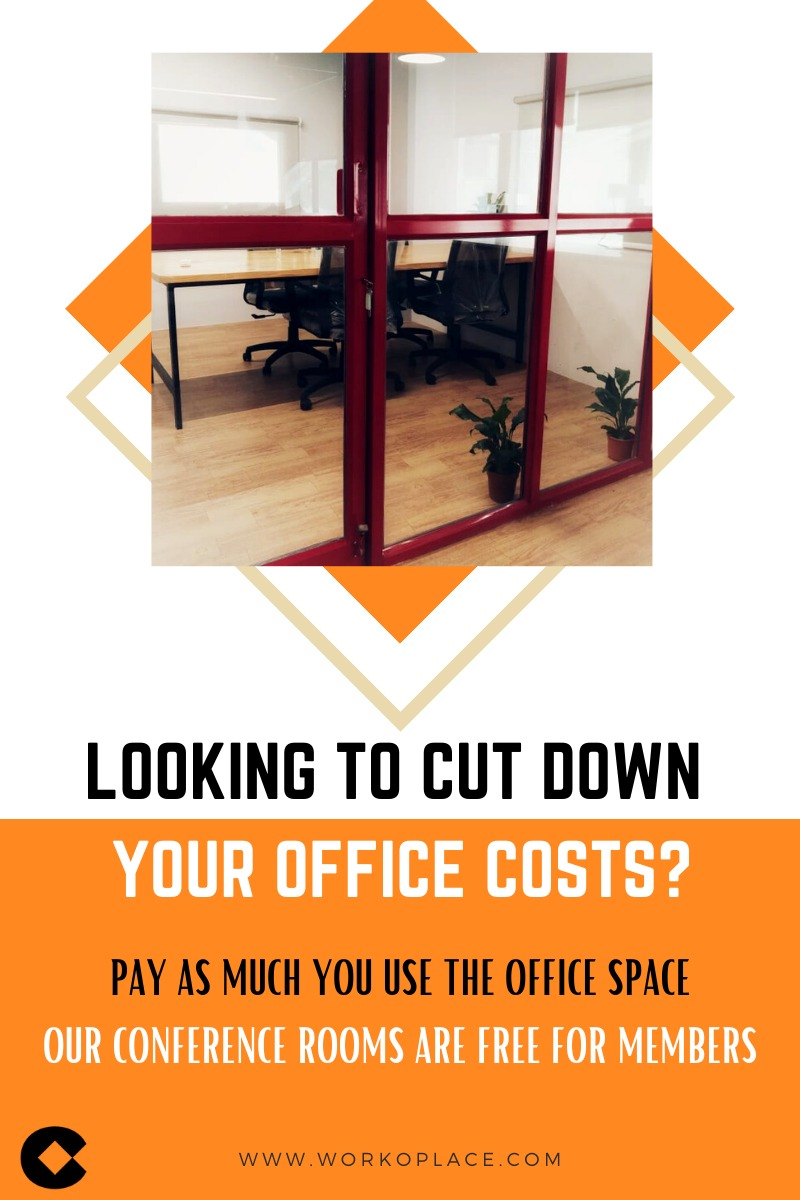 looking to cut down your office costs?